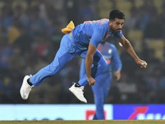 Deepak Chahar Picks Up Another T20 Triple In Three Days