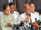 महाराष्ट्र में सरकार गठन की कोशिशों के बीच रविवार को सोनिया गांधी से मिलेंगे NCP प्रमुख शरद पवार