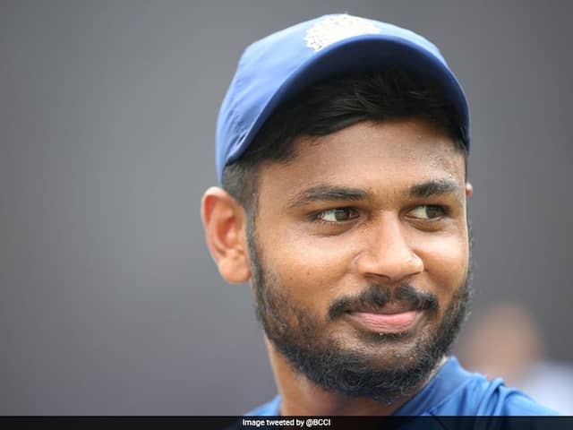 India vs West Indies: Sanju Samson Replaces Injured Shikhar Dhawan For West Indies T20I Series