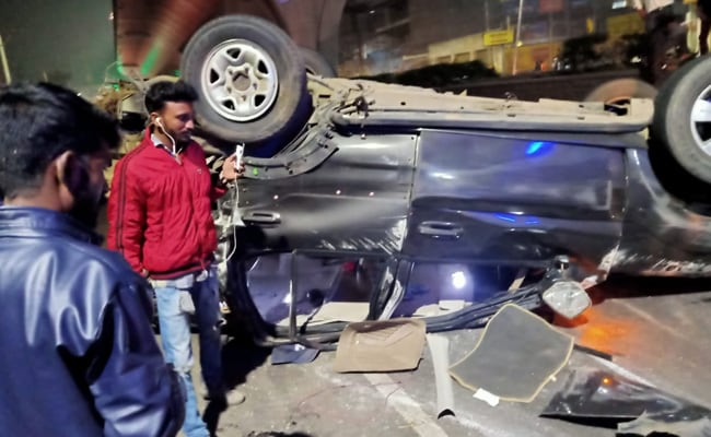 2 College Students Killed After 10 Take New Car For Spin In Hyderabad