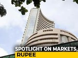 Video : Sensex Falls Over 100 Points Amid Volatile Trade