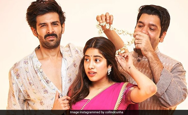 Janhvi Kapoor And Kartik Aaryan's Dostana 2 Shoot Cancelled In Delhi. Because, Pollution