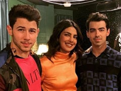 Grammys 2020: The Jonas Brothers Score Nomination, Priyanka Chopra Loudest Cheerleader