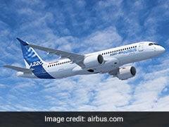 Airbus Flies 150-Seater Jet To Bengaluru For Demo