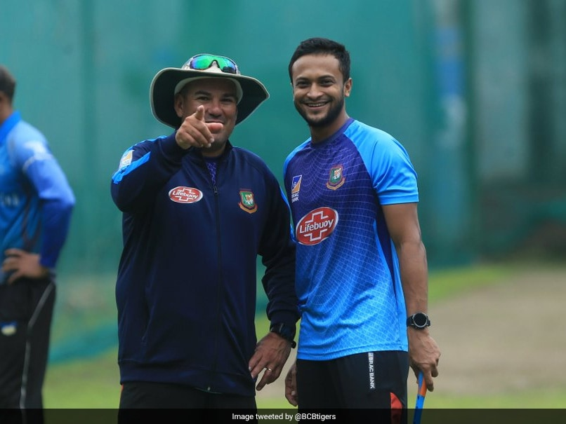India vs Bangladesh: Shakib Al Hasan