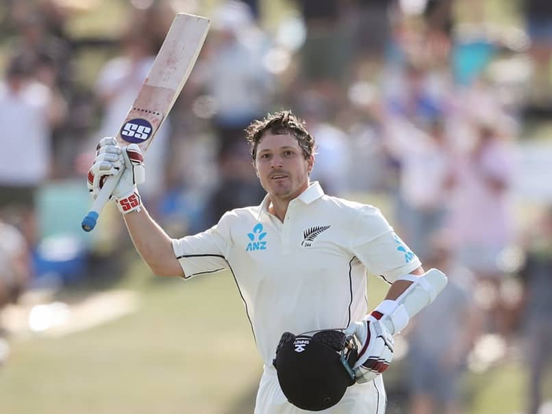 New Zealand vs England: BJ Watlings Century Helps New Zealand Take First Innings Lead Against England