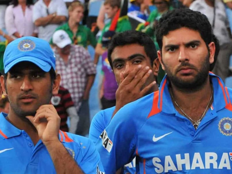 """You Should Ask Your Great Selectors"": Yuvraj Singh Tells Reporters On MS Dhoni"
