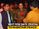 Video : How Ayodhya Administration Maintained Peace After Landmark Verdict