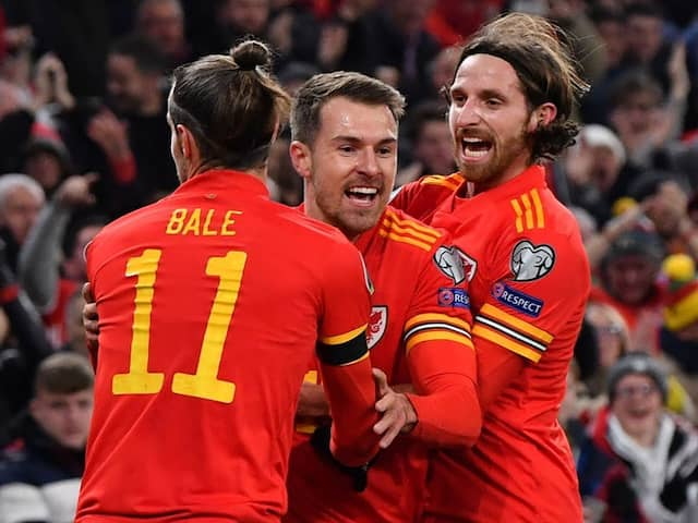 Wales Through To Euro 2020 Thanks To Aaron Ramsey As Germany, Belgium Record Big Wins