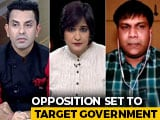 Video : All-Party Meet: Opposition Flags Economy, J&K