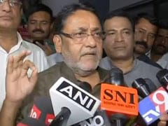 """BJP Wanted Excuse To Run Away During Floor Test,"" Says Nawab Malik"