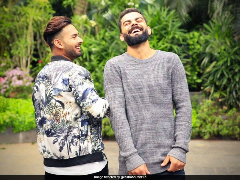 """Happy Birthday Chachaaa"": Rishabh Pant's Message For Virat Kohli Invites Jokes On Twitter"
