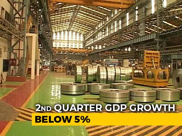 Video : Why Is Corporate India Silent On GDP Below 5%?