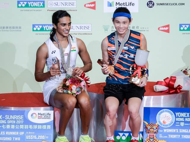 PV Sindhu, Tai Tzu Ying Fetch Joint Highest Rs 77 Lakh In PBL Auction