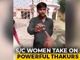 Video : Video Of Dalits Allegedly Barred From UP Temple Goes Viral, Case Filed