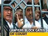Video : Lawyers Shut Courts, Want Delhi Police Protesters Arrested