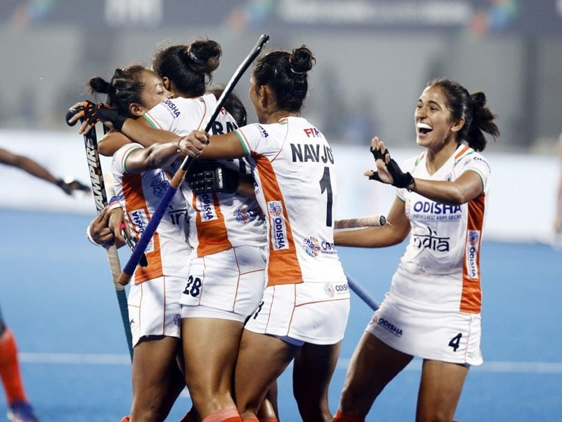 Hockey Olympic Qualifiers: India Women Beat USA Women 6-5 On Aggregate, Book Tokyo Olympics Berth