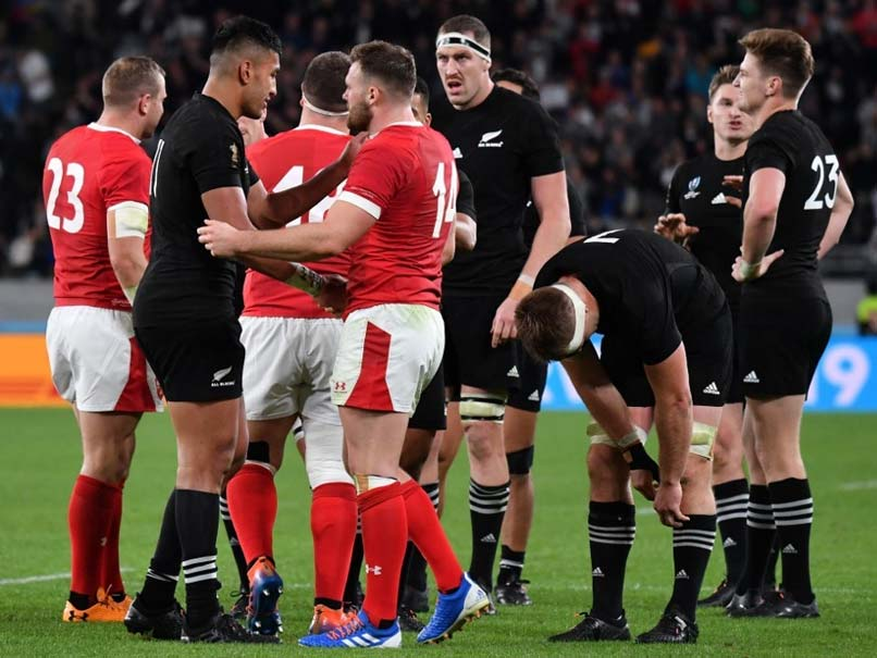 Rugby World Cup: New Zealand Beat Wales To Clinch Third Place