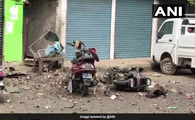 5 Cops, One Civilian Injured In IED Explosion In Manipur's Imphal; Second Blast In 4 Days