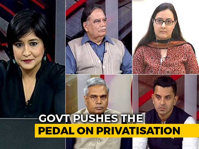 Video : Government's Massive Stake Sale: Who Will Benefit?