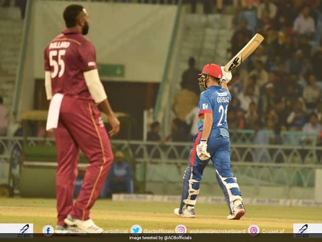 Afghanistan vs West Indies 3rd T20: Rahmanullah Gurbazs 79 guide Afghanistan to series win