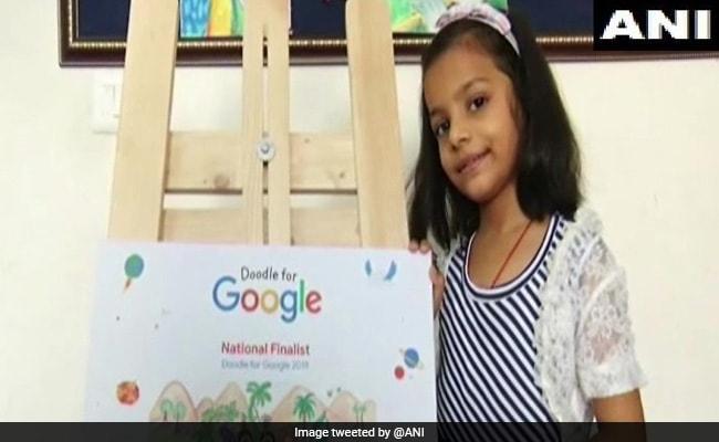 7 साल की बच्ची ने 'लगाए' चलते हुए पेड़, इंप्रेस होकर गूगल ने दिया अवॉर्ड