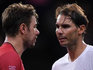Paris Masters: Rafael Nadal Eases Past Stan Wawrinka As Novak Djokovic Sets Up Stefanos Tsitsipas Clash
