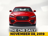Video : 2020 Jaguar XE launch, Okinawa Lite Launched, Renault Triber Sales