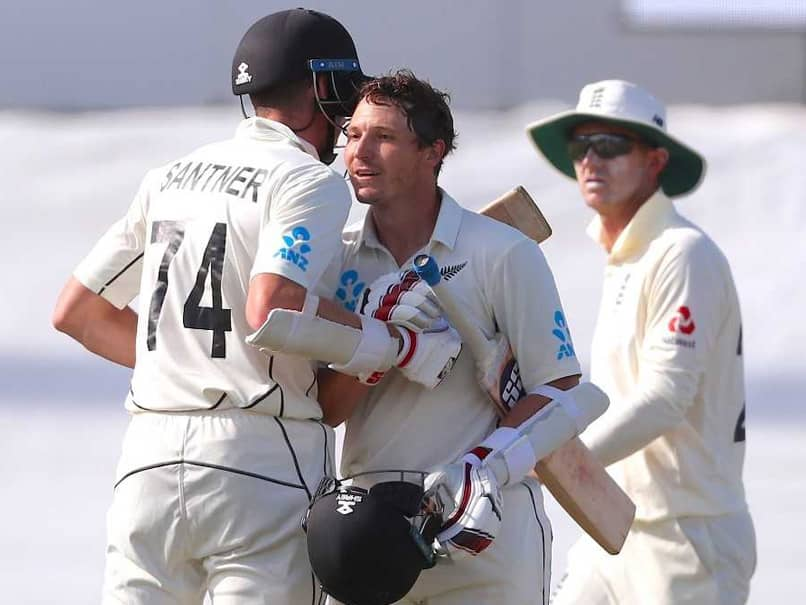 New Zealand vs England: BJ Watling Double-Ton, Mitchell Santner Heroics Put New Zealand In Control Against England