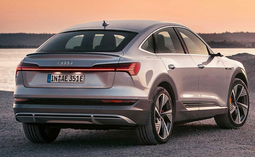 2019 LA Auto Show: Audi e-tron Sportback Debuts