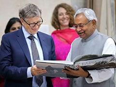 What Bill Gates Said About Bihar's Efforts To Fight Poverty, Diseases