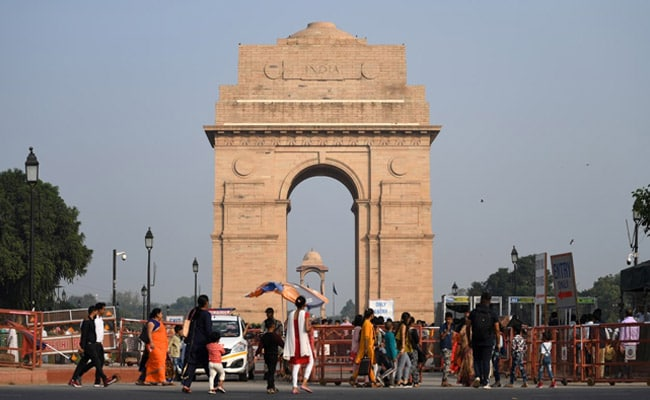 Large Gatherings Banned At India Gate Amid Growing Anger Over UP Rape