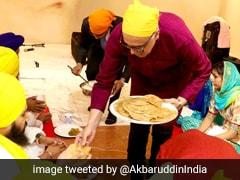 Top UN Diplomat Participates In Langar For Guru Nanak Jayanti