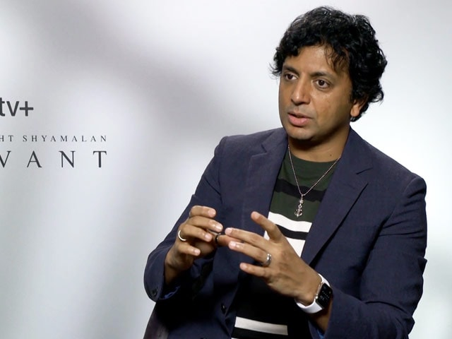 M. Night Shyamalan On His Horror-Thriller Series Servant