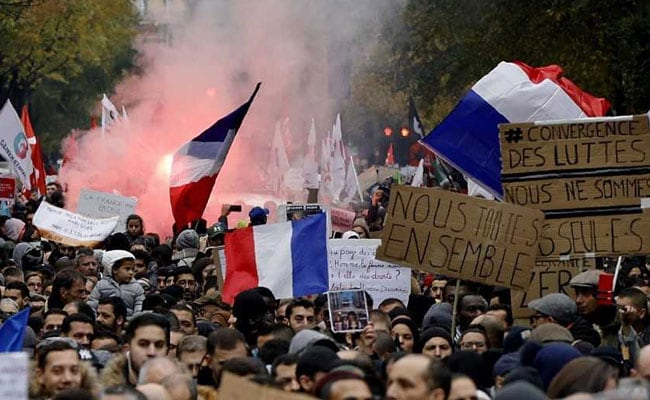 'Want To Be Heard': Over 10,000 In France Join March Against Islamophobia