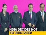 "Video : India Won't Join Asian Trade Deal RCEP. PM Says ""Conscience Won't Permit"""