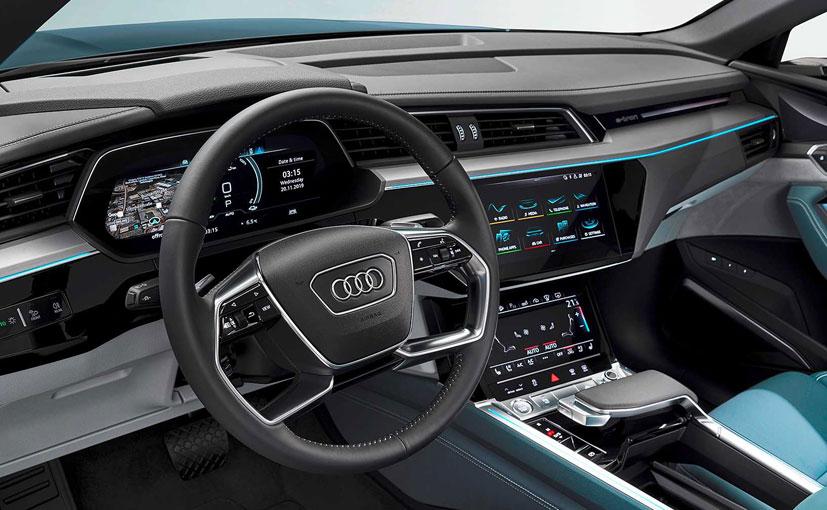 Audi e-Tron Now Gets 25 km More Driving Range