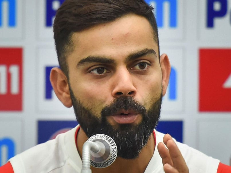 Virat Kohli spotted playing gully cricket ahead of 1st Test against Bangladesh