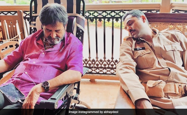 Abhay Deol's 'I Slept With My Director' Post Creates Instagram Frenzy