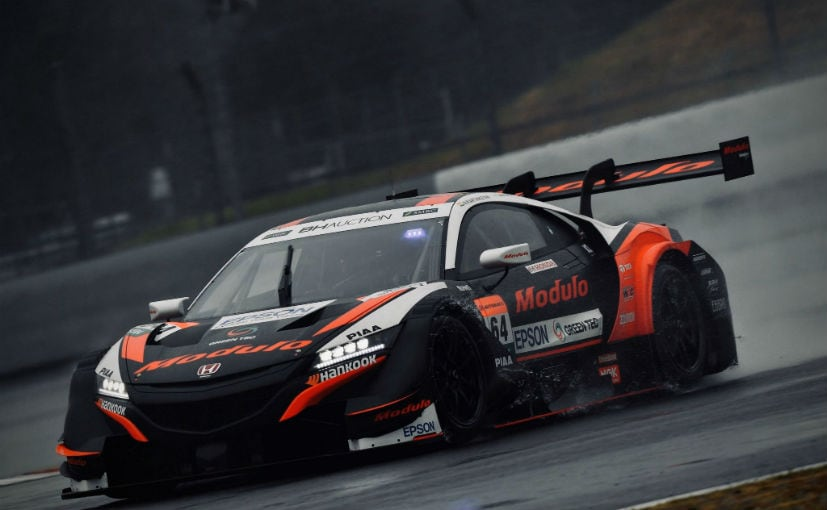 Narain Karthikeyan Wins Wild Super GT x DTM Dream Race In Japan