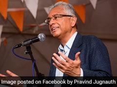 Indian-Origin Mauritius Prime Minister Pravind Jugnauth Has A UP Connect