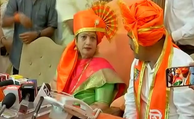 Sena's Kishori Pednekar Elected Unopposed As Mayor Of Mumbai Civic Body
