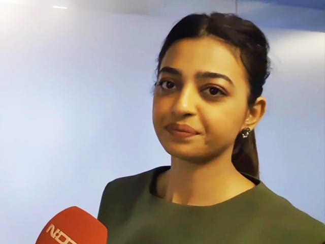 Radhika Apte On Her Nomination At The International Emmy Awards 2019