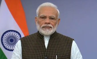 'Violent Protests On Citizenship Amendment Act Deeply Distressing': PM
