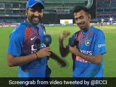 India vs Bangladesh: Rohit Sharma Trolls Yuzvendra Chahal On His Muscles, Bowling In Hilarious Interview