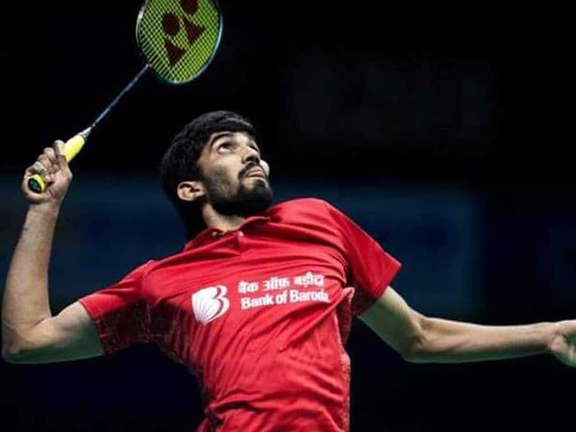 BADMINTON: Kidambi Srikanth & Sameer Verma is ousted even in first round of Thai open