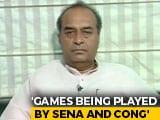 Video : Sena, Congress Playing Games In Maharashtra, Says BJP MLAs' Lawyer Mukul Rohatgi