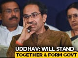 Video : Political Surgical Strike By BJP, Says Uddhav Thackeray