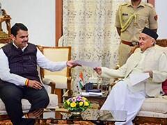Devendra Fadnavis, Maharashtra Chief Minister For 80 Hours, Quits