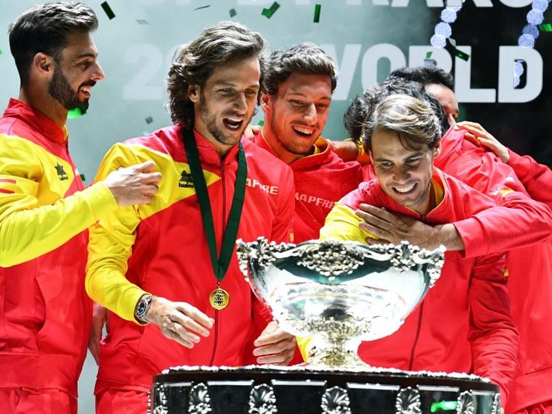 Rafael Nadal Inspires Spain To 6th Davis Cup Triumph